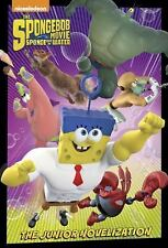 SpongeBob Movie Junior Novelization (SpongeBob SquarePants)