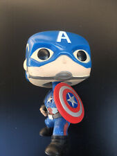 Funko Pop Marvel: Captain America Vinyl Bobble-Head  (MCC) From The 2 Pack.