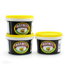 New Marmite Yeast Extract 600g 3 Pack