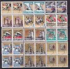 1961 ESPAÑA ** - SERIES Y BLOQUES 4 - MNH - Edifil 1326-1405