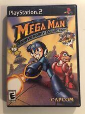 Mega Man Anniversary Collection (PS2, 2004)Fast Free Ship Lots Of Fun