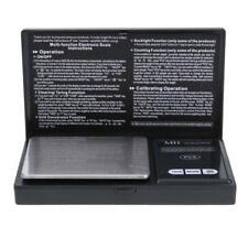 ecotrumpuk 500/0,01g High Precision LED-elektronische Jewelry Maßstab Balan /Neu