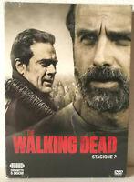 THE WALKING DEAD STAGIONE 7 DVD FILM DI COFANETTO NUOVO GUERRA AZIONE SERIE TV