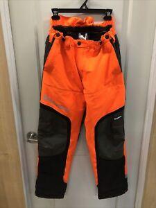 Husqvarna Technical Hi-Vis Chainsaw Pants