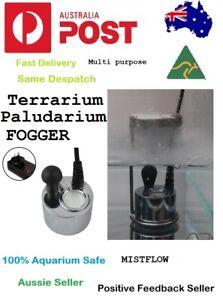 Terrarium Paludarium Fogger Mistflow Multi purpose Fogger Aquarium Atomizer Pond