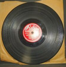 "10"" 78rpm THE DU-DROPPERS i can't do sixty no more RED ROBIN 108 rare jump blues"