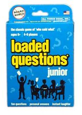 All Things Equal Inc. Loaded Question Junior, New and Sealed