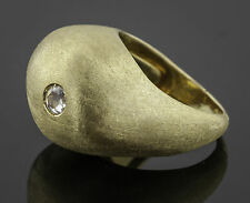 Marco Bicego Confetti Yellow Gold and 0.15ct Diamond Ring