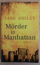 Mörder in Manhattan von Jane Smiley Taschenbuch Roman Krimi Kriminalroman