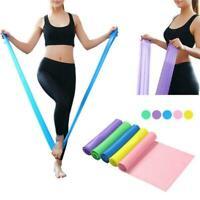 Yoga Stretch Fitness Band Formkörper halten Gesäß schlank D8W4