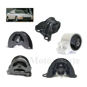 For Acura Integra Engine Motor & Trans Mount Set 5PCS fit Automatic Trans