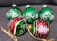 Christmas Tree Decorations Balls lot