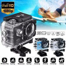 1080P 4K Ultra HD Sport Action Camera Wifi DVR DV Waterproof Camcorder Recorder