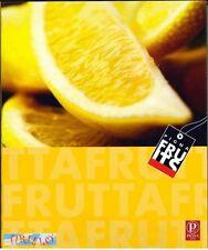 CARTOLERIA UFFICIO 1 raccoglitore ad anelli Pigna Fruits in cartone A4 - Limoni