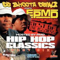 DJ Smooth Denali BEST OF EPMD Hip Hop Classics #6 NYC (Promo) Mixtape Mix CD