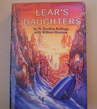 Lear's Daughters by Marjorie Bradley Kellogg (1986, Hardcover, Bookclub Edition)