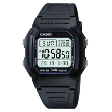 Casio Digital LCD Sports Watch with Stopwatch, Alarm, Timer etc. W-800H-1AVES