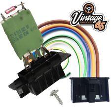 Vauxhall Corsa D Heater Blower Motor Aircon Fan Resistor Wiring Harness Loom Kit