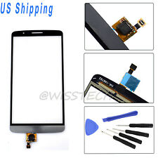 Front Glass Screen Digitizer Replacement For LG G3 D850 D851 D855 VS985 LS990 US