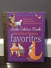 Little Golden Book Inspirational Favorites Little Golden Book Favorites)