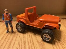 Vintage M.A.S.K. 1985 Gator Series 1 Kenner Action Figure Vehicle W/  Hayes