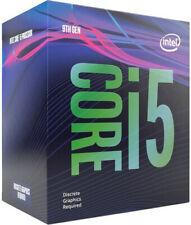 INTEL Processore Core i5-9400F 6 Core 2.9 GHz Socket LGA 1151 BoxatO FATTURABILE