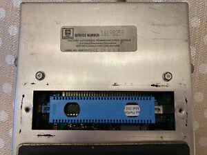 1986-1989 Camaro Trans Am TPI ECM COMPUTER ECU L98 350 5.7 IROC-Z w/ APYU MEMCAL