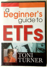 A BEGINNER'S GUIDE TO ETFS by Toni Turner * New Trading DVD *