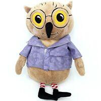 Ikea Owl plush soft toy doll