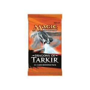 MTG DRAGONS OF TARKIR Booster Pack!! (x 1)