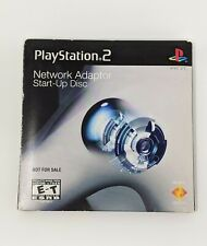 PlayStation 2 (PS2) Network Adapter Start-Up Disc - with Demo Games - PBPX-95517