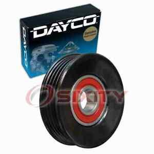 Dayco Drive Belt Idler Pulley for 2003-2006 Honda Civic 1.3L L4 Engine dt