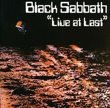 Black Sabbath - Live at Last [New CD] Rmst, Reissue