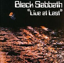Black Sabbath - Live at Last [New CD] Rmst, Reissue