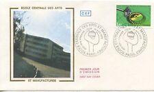 FIRST DAY COVER / 1° JOUR FRANCE / ECOLE CENTRALE DES ARTS 1979 PARIS