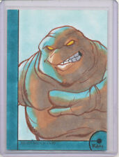 2013 Marvel Fleer Retro Sketch Card by Rich Molinelli 1/1
