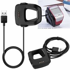 1m USB Cable Charger Charging Cradle Dock for Garmin Forerunner 205 & 305 Watch