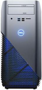 Dell Inspiron 5675 Tower,256GB SDD +1TB HDD,RAM:16GB,GeForce GTX1060 6GB-Sealed