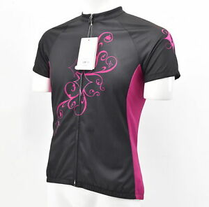Specialized Women's XS Susan G Komen Short Sleeve Cycling Jersey 3 Rear Pockets