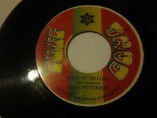 "Karl Pitterson - Been '' A '' So Long (Vinyl, 7"") 1987 (Tuff Gong) Jamaica"