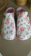 Town And Country Floral Gardening Cloggies Clogs Size 7 Brand new