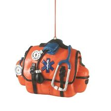 """EMT Paramedic MEDICAL BAG Christmas Tree Ornament, 3.25"""" Long, by Midwest CBK"""