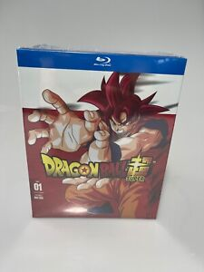 Dragon Ball Super Complete Series Part 1-10 (36-Disc Blu Ray Set, 2017)