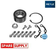 WHEEL BEARING KIT FOR MERCEDES-BENZ MEYLE 014 098 0009