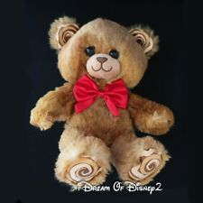 "Build-A-Bear CINNAMON BUN SWIRL TEDDY SMALLFRYS BUDDIES 7"" Holiday Plush"