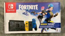 Fortnite Nintendo Switch Console Special Edition WILDCAT 2000 V-Bucks FAST SHIP