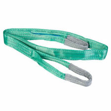 2T Tonne Ton Heavy Duty Lifting Sling Lift Pull Strap Tree Strop Rope Recovery