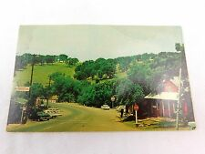 Drytown, California Town View Amador County, Vintage Postcard P29
