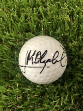 JOSE MARIA OLAZABAL HAND SIGNED DUNLOP GOLF BALL MASTERS CHAMPION 1994 1999