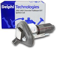 Delphi Ignition Coil for 2002-2005 Chevrolet Trailblazer EXT - Spark Plug nf